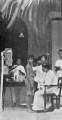 1919 Clinic at National High School, Teynampet, Madras.jpg