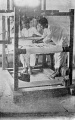 1919 Weaving at Boys National School, Benares.jpg