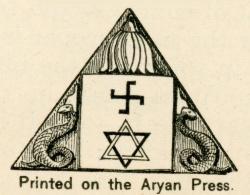 Aryan Theosophical Press - Theosophy Wiki