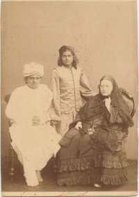 HPB with Subba Row and Babaji.jpg