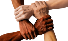 Stop Racism Black And White Hands.png